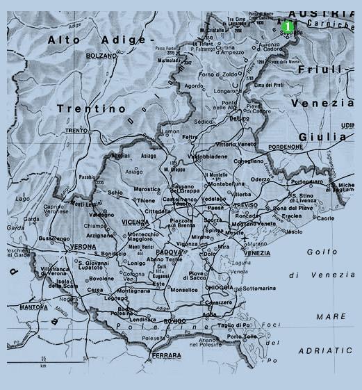 Cartina Veneto Mare.Montagna Runningcorsa Dolomitibelluno Trail In Veneto 8knop0w